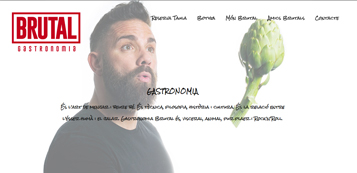Marc Ribas, gastronomiabrutal