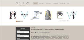 Website inmobiliaria